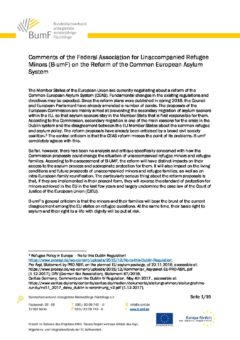 2017_CEAS_B-umF_A_Response_of_the_Federal_Association_for_Unaccompanied_Refugee_Minors