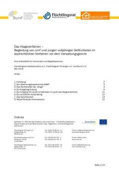 2019_05_14_Arbeitshilfe_Das_Klageverfahren_FRNDS_FRTH_BUMF_akt_